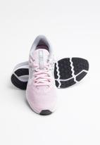 Nike - Nike downshifter 9 (gs) - pink foam/white/silver