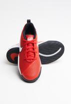 Nike - Team hustle quick 2 - university red/white