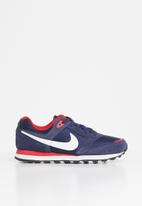 Nike - Nike md runner - midnight navy/white
