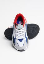 PUMA - X puzzle ps - white/dazzling blue