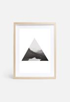The Glass Mountain - Grey Mountain - triangle