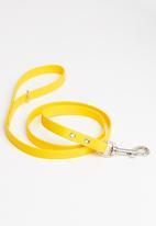 Benji & Moon - Active lead - yellow
