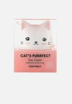 TONYMOLY - Cat's purrfect day cream