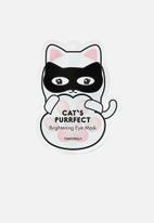 TONYMOLY - Cat's purrfect eye patch