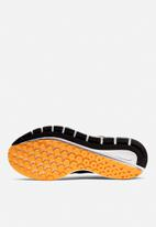 Nike - Air Zoom structure 22 - black/laser orange-university blue-white