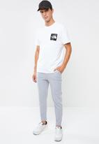 The North Face - Fine short sleeve tee - white