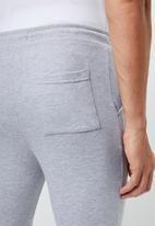 Superbalist - Skinny basic sweatpants - grey