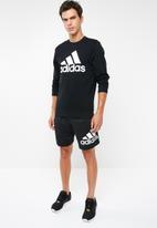 adidas Performance - Bos crew sweatshirt - black