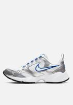 Nike - Air Heights - white/racer blue-metallic silver