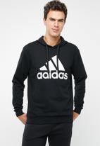 adidas Performance - Bos pullover hoodie - black