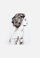 Julie Smith-Belton - Painted black