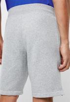 New Balance  - Core fleece shorts - grey