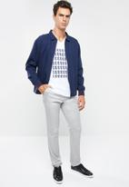 Pringle of Scotland - Percy trousers - grey