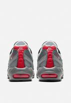 Nike - Air Max 95 Essential - track red/white-particle grey-black