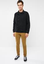 Tommy Hilfiger - Slim bleecker chino - brown