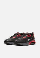 Nike - Air Max 200 - black/white-university red-dark grey
