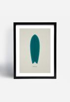 Sixth Floor - Surfboard 2