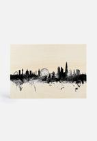 artPause - London England Skyline
