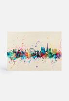 artPause - London skyline