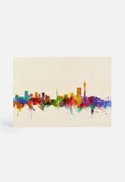 artPause - Johannesburg skyline