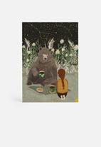 Amalia Restrepo - Tea time