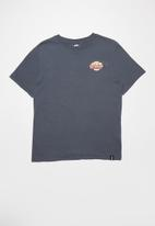 Free by Cotton On - Boys license short sleeve tee - navy