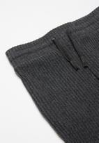 Cotton On - Keira cuff pant - charcoal
