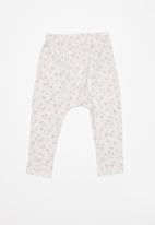 Cotton On - The legging - grey & pink