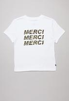 Free by Cotton On - Classic short sleeve tee - white