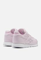 Reebok Classic - Classic Leather - pixel pink / white / jasmine pink