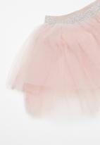 Cotton On - Florence tulle skirt - pink