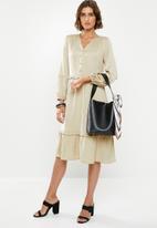 edit - Peasant dress - beige