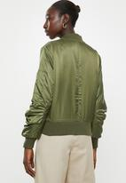 STYLE REPUBLIC - Bomber jacket - green