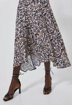 Superbalist - Elastic midi skirt - multi