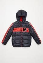 MINOTI - Kids puffa jacket - navy