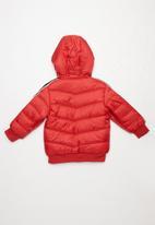 MINOTI - Puffa jacket - red