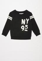 MINOTI - NY 95 sweatshirt - black