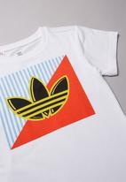 adidas Originals - Graphic tee - white