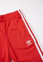 adidas Originals - Superstar suit - red & white