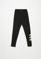 adidas Performance - Junior girl must have bos tight - black