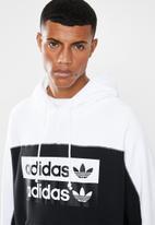 adidas Originals - Vcl oth hoody - black & white