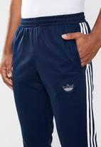 adidas Originals - Bandrix tracksuit pants - navy & white