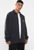 adidas Originals - Vcl coat jacket - black