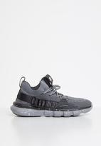 POP CANDY - Boys sneaker - - black & grey