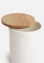 Urchin Art - Pet food storage - speckle