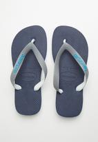 Havaianas - Top mix flip flop - navy/steel grey
