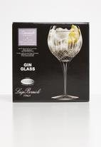 Luigi Bormioli - Luigi bormioli diamante gin glass 650ml 4pk