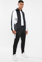 Reebok - Meet you there tracksuit - black & white
