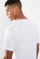 Cotton On - Essential henley - grey