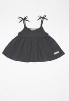 Sticky Fudge - Summer dress - navy